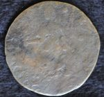 1787-CT-COPPER-MILLER-335-T2W-3420-R5-SKELETON-HAND-DOUBLE-STRUCK-OFF-CENTER-301838222547